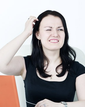 In che periodo cadono i capelli