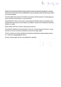 testimonianza autentica dermes milano