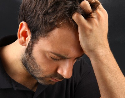 alopecia stress psicogena