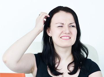 Ecco come eliminare il prurito di capelli