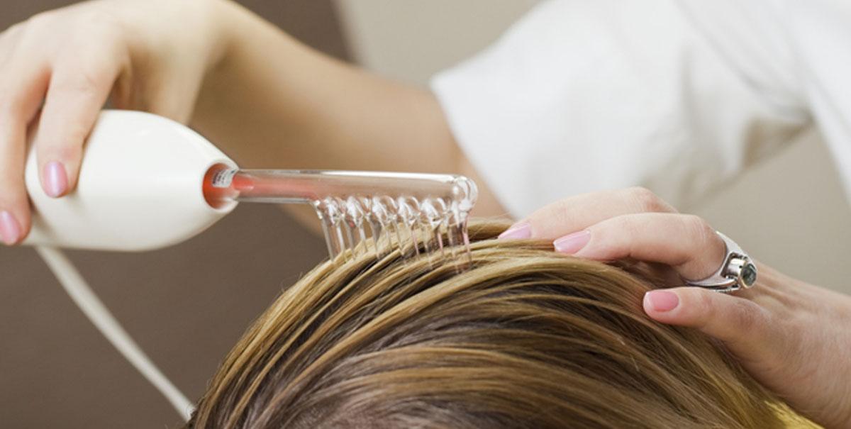 Trattamenti per capelli: Alta Frequenza