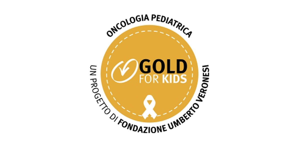Dermes per il sociale: sosteniamo Gold for Kids