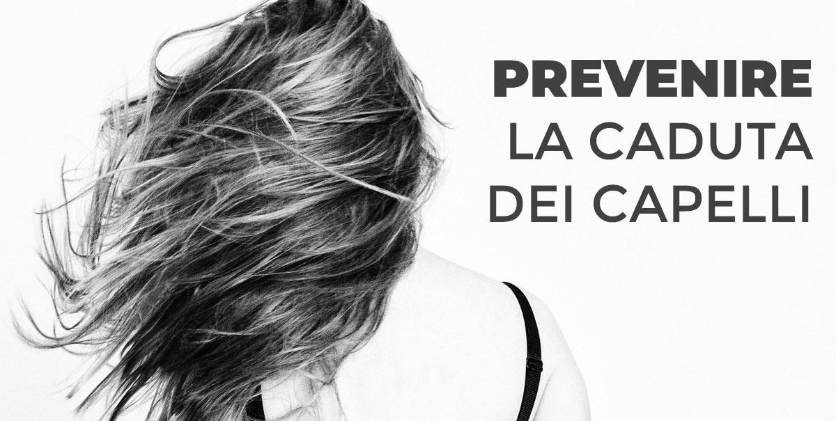 Infografica: come prevenire la caduta di capelli