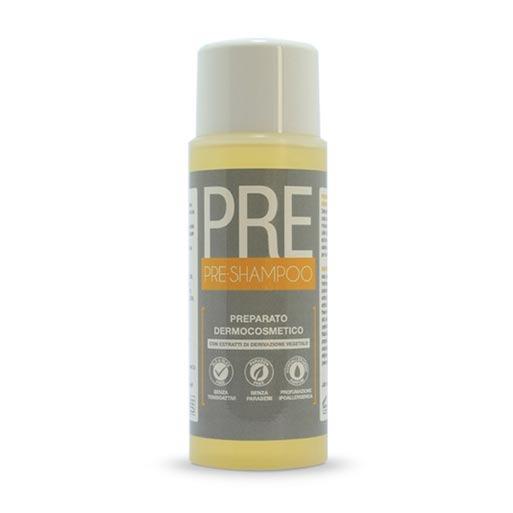 pre shampoo