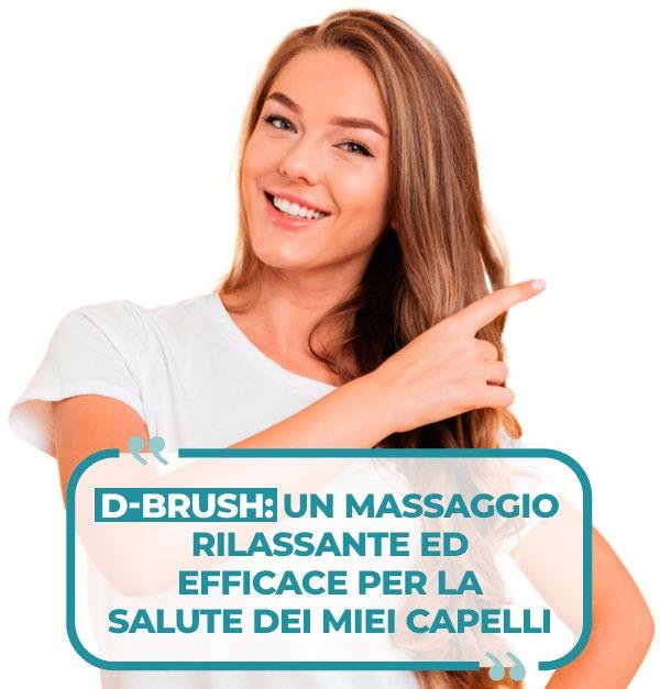 recensione D-Brush
