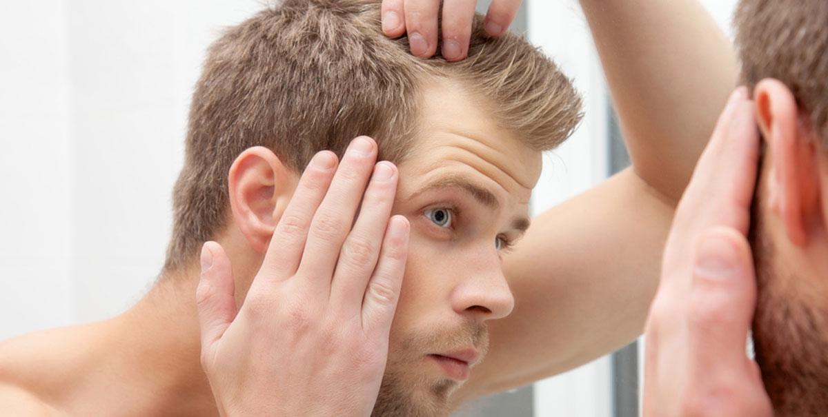 Anomalie del cuoio capelluto