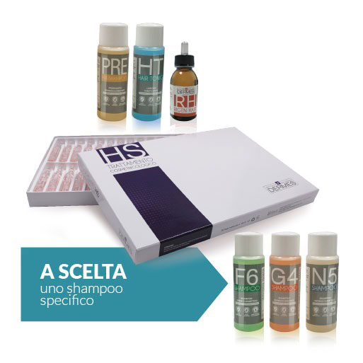 kit stimula trattamento anticaduta-capelli