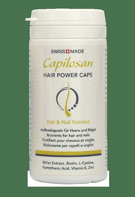 Hair Power Caps